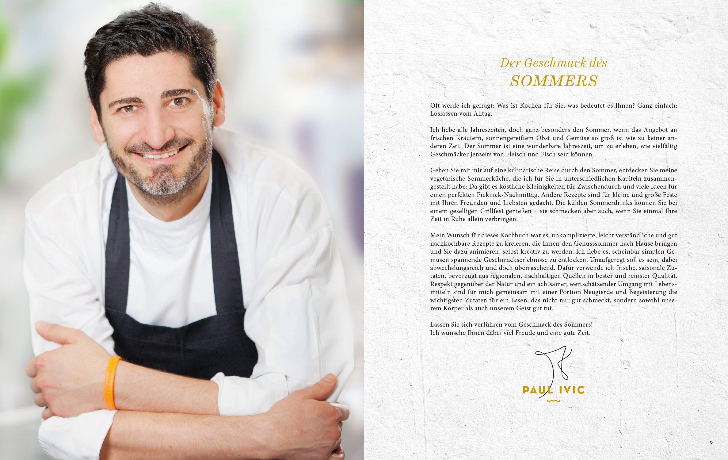 """Hardcover cookbook """"Vegetarische Sommerküche – Grillen, Picknick ..."""